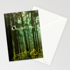 Once upon a time... Stationery Cards