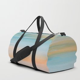 Fresh Colors Painterly Abstract Duffle Bag