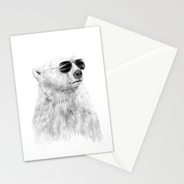 Don't let the sun go down Stationery Cards