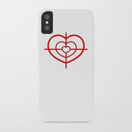 Heartscope iPhone Case