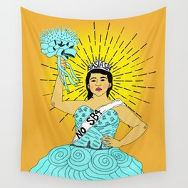 #15ContraSB4 Wall Tapestry