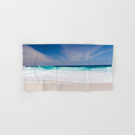 Mexico Waves Hand & Bath Towel