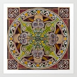 Monkey Mind Art Print