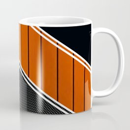 Mixed materials 2 Coffee Mug