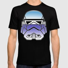 Trooper in disguise X-LARGE Black Mens Fitted Tee