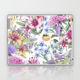FLORAL WATERCOLOR 10 Laptop & iPad Skin