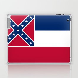 State Flag of Mississippi Laptop & iPad Skin