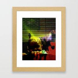 Amrcnbb Framed Art Print