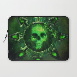 Chaos Icon - Nurgle Laptop Sleeve