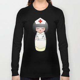 Kokeshi Nurse Long Sleeve T-shirt