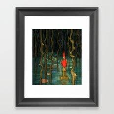 Small Journeys Framed Art Print