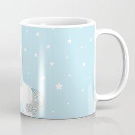 Magic unicorn Coffee Mug