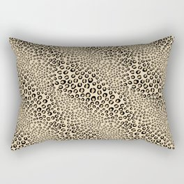 Leopards Want To Be Kissed Rectangular Pillow