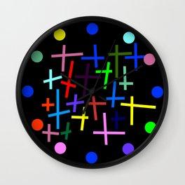 Croisement FN Wall Clock