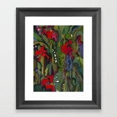 Offering to Xochiquetzal Framed Art Print