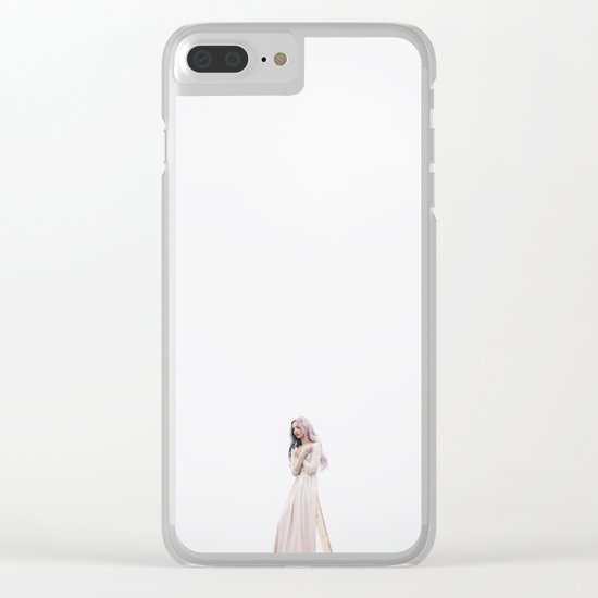 Height Clear iPhone Case