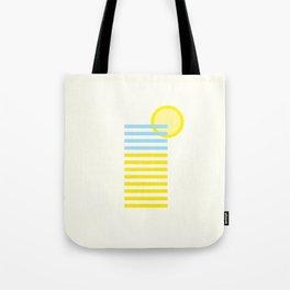 Ocean chilling Tote Bag