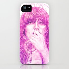 Florence (Keeper of the Keys) iPhone Case