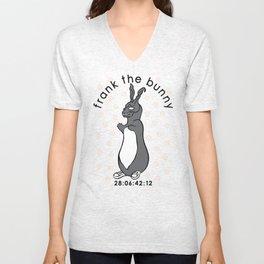 Don't Pat the Bunny Unisex V-Neck