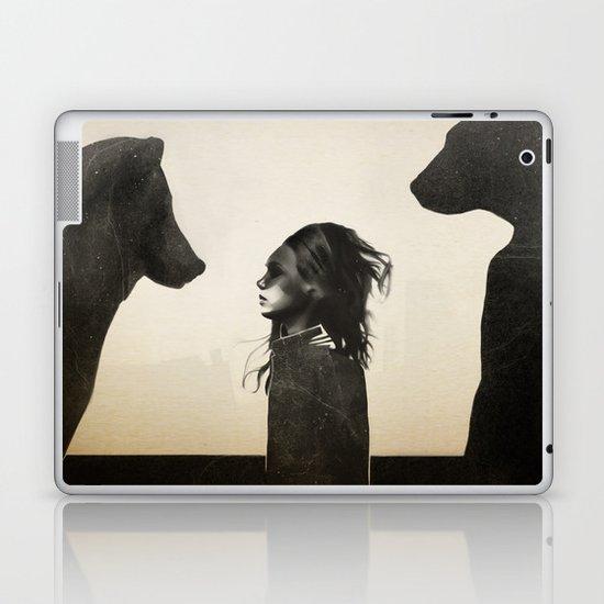 Unusual Encounter Laptop & iPad Skin