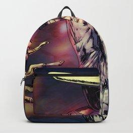 Ash Vs. Backpack