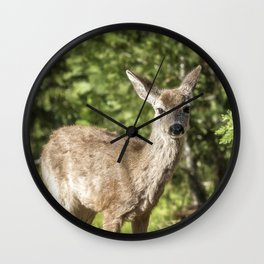 Surely One of the Sweetest Things Wall Clock