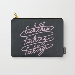 FFFeelings Carry-All Pouch