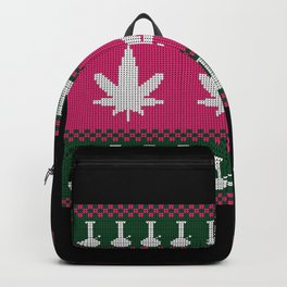 Ugly Xmas Design Backpack