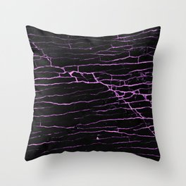 Stone Negative 2# Throw Pillow