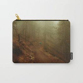 Autumn in Ponderosa Pines Forest Carry-All Pouch