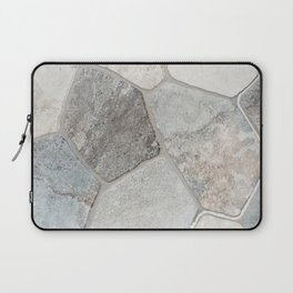 Natural Stone Wall Laptop Sleeve