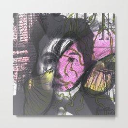 Soul portrait I Metal Print