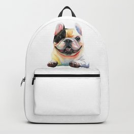 French Bulldog, Happy Dog Backpack