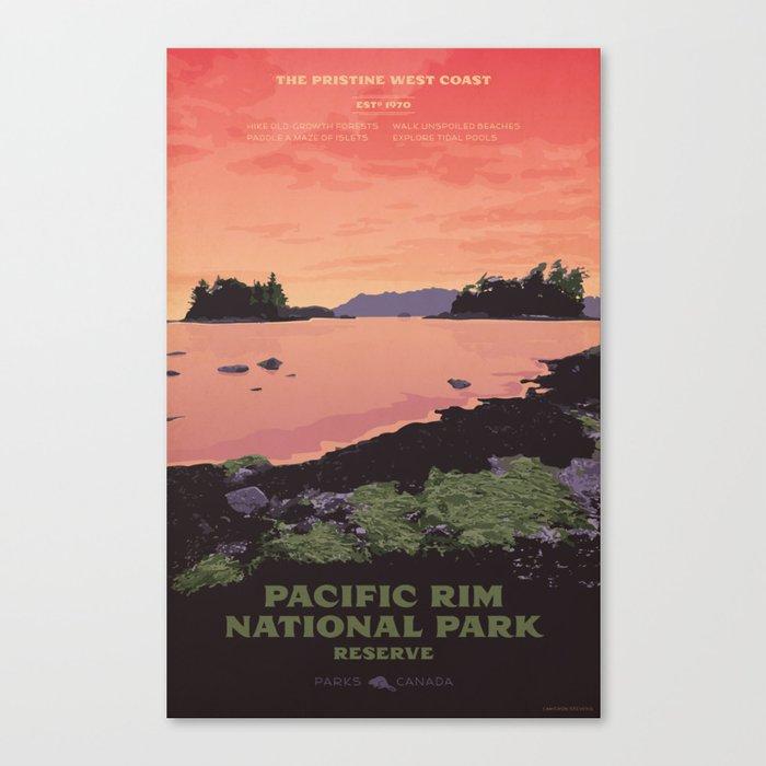 Pacific Rim National Park Reserve Leinwanddruck