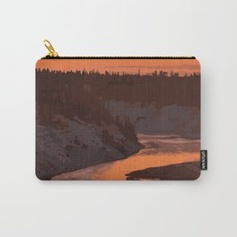 Twin Falls Gorge Territorial Park Carry-All Pouch