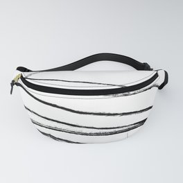 My mind is a mess. Fanny Pack