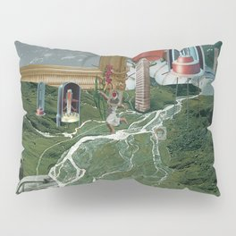 Magritte is waiting · 3 Pillow Sham