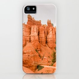 Majestic Queens Garden Trail Hoodoos Landscape iPhone Case