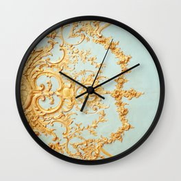 Folie Wall Clock