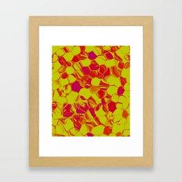 Baubles of Glass #original art #Pop Art Framed Art Print