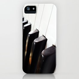 Keys of a Piano iPhone Case