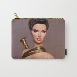 Diana in Training Carry-All Pouch