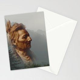 PioPio-Maksmaks - Walla Walla - American Indian Stationery Cards