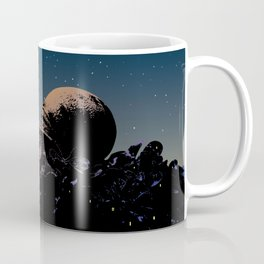 While you were sleeping Coffee Mug