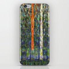 Field of grass iPhone & iPod Skin