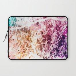 Marbled Trees Laptop Sleeve