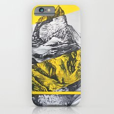 brocken mountain Slim Case iPhone 6s