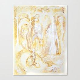 sepia II Canvas Print