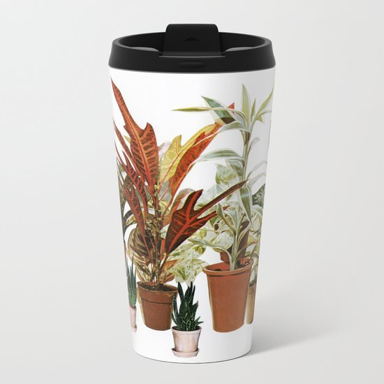 It's a Jungle Out There Metal Travel Mug