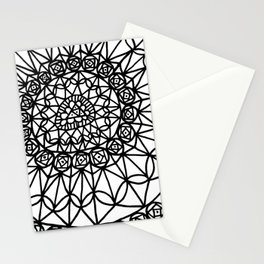 Doodle 12 Stationery Cards